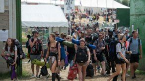 Las entradas para el festival musical de Glastonbury se agotan en media hora
