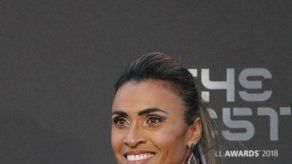 Marta entre 15 contendientes a 1er Balón de Oro para mujeres