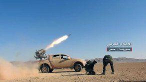 Siria: Ejército recupera posiciones en el sur