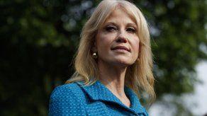 Agencia recomienda despido de Conway