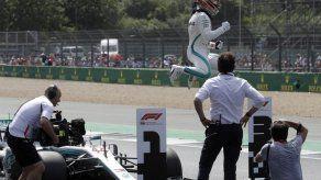 Hamilton saldrá primero en el GP de Gran Bretaña