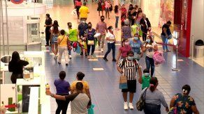 Tráfico y ventas en centros comerciales está en un 50%