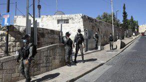 Policía israelí mata a tiros a palestino autista