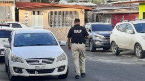 En operativo antipandillas en Colón aprehenden a dos personas e incautan más de B/.16 mil