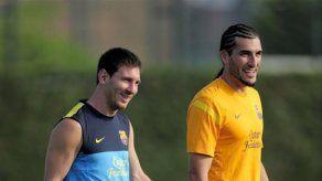 Pinto deja la portería del Barcelona y llega Ter Stegen