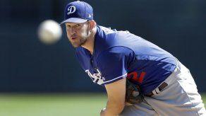 Kershaw se declara listo para la campaña con Dodgers