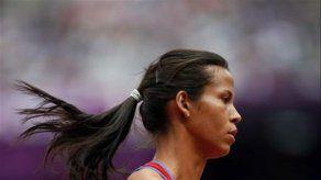 Andrea Ferris y Saladino ganan bronce en Sudamericano de atletismo