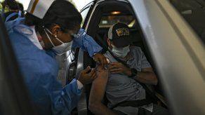 En Panamá han sido aplicadas 672,159 dosis de vacuna contra la COVID-19.