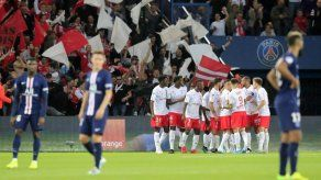 PSG cae ante Reims