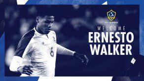 LA Galaxy II anuncia el fichaje del mediocampista panameño Ernesto Walker