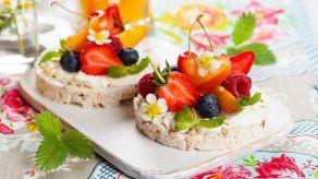 Prepara deliciosos snacks en menos de 10 minutos