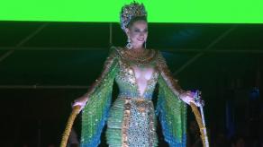 Punta Fogón Unido se convierte en la Diosa del Agua el domingo de Carnaval