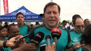 Varela asegura que costo de campaña en la India Dormida es una donación