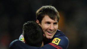 Investigan a promotores de partidos benéficos amigos de Messi por blanqueo de dinero