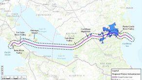 HKND descarta problemas de agua y tierras en Nicaragua para proyecto canalero