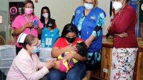 En Panamá se dio inicio a la vacunación contra la influenza.