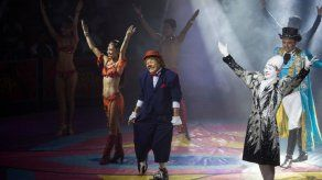 El circo de los hermanos Gasca