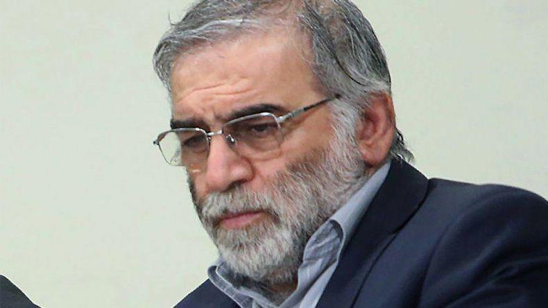Irán denuncia asesinato de científico nuclear y señala a Israel