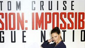 Rebecca Ferguson podría volver a ser la chica de Tom Cruise