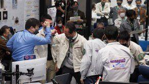 Japón espera el regreso de sonda con muestras de asteriode