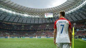 Rakitic deja la selección croata