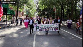 Bandas El Hogar y Panamá para Cristo destacaron en Nueva York