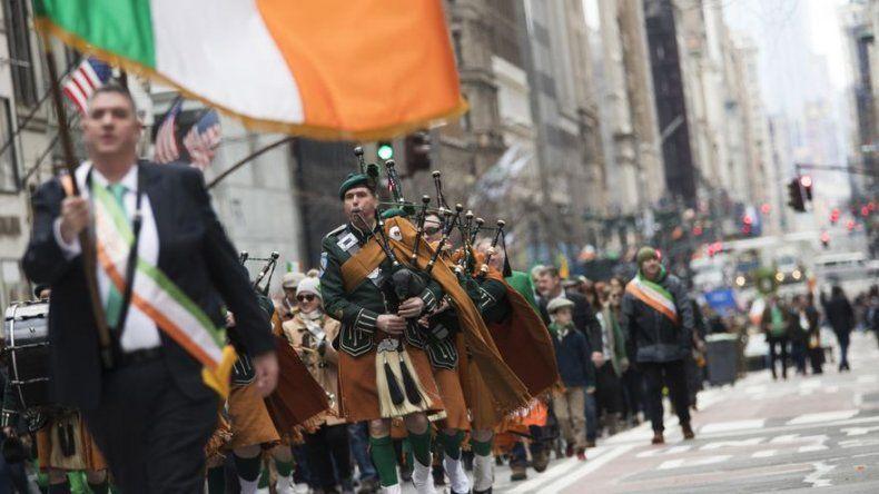 Posponen desfile por el Día de San Patricio en Nueva York