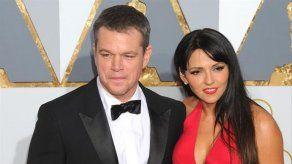 Matt Damon cree que la idea del matrimonio es una locura