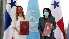 Panamá y la ONU firman Marco de Cooperación para el Desarrollo Sostenible 2021 -2025
