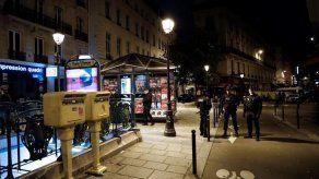 Identifican a autor del ataque con cuchillo en París reivindicado por el EI