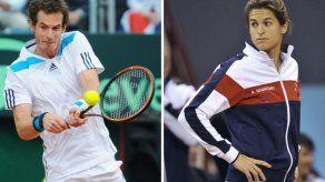 Amelie Mauresmo será la nueva entrenadora de Andy Murray