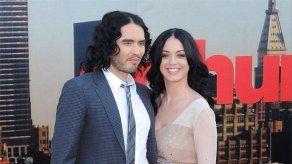 Russell Brand quiere hacer las paces con su exmujer Katy Perry