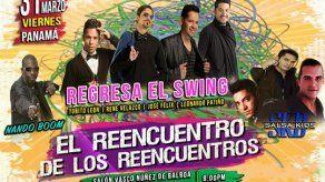Regresa el swing: Salserín y Salsa Kids en concierto en Panamá