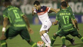 Sudamericana: Chapecoense a la final a costa de San Lorenzo