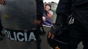 Detienen a los dos principales asesores de Keiko Fujimori durante marcha