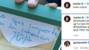 El regalo más gamberro que ha recibido Nicky Jam en su fiesta de cumpleaños