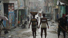 Cinco muertos a causa de las lluvias en Haití