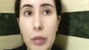 ONU pide a Emiratos prueba de vida de princesa retenida