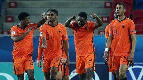 Goleadas de Holanda y Bélgica