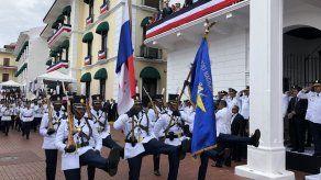 Arrancan los desfiles del 3 de noviembre