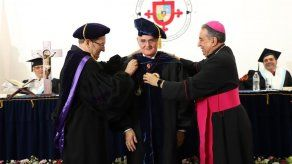 La USMA le otorga el doctorado Honoris Causa a Jorge Quijano
