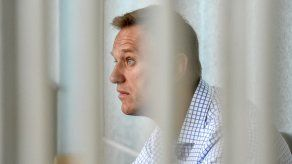 Navalni dejó de comer el 31 de marzo en protesta por sus condiciones de detención.