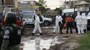 Presidente mexicano pide cambios en Guanajuato tras masacre