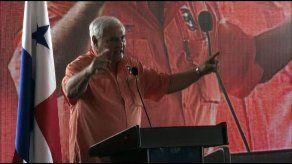 Camacho justifica apoyo de Martinelli hacia candidato Domingo Arias en actos públicos
