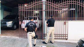 Cuatro aprehendidos vinculados al delito de extorsión sexual tras allanamientos en varios puntos de Panamá