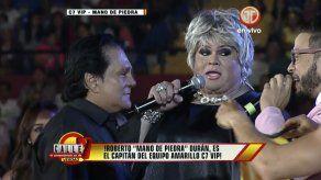 One Two y Roberto Durán formarán parte de Calle 7 VIP