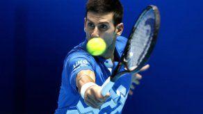Djokovic elimina a Zverev y avanza a semis de Copa Masters