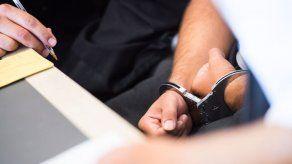 Detención provisional a hombre que amenazó de muerte a altos funcionarios del Estado