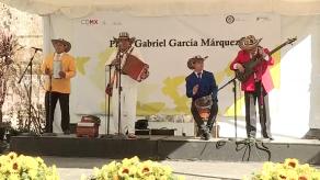 México homenajea a García Márquez y los 50 años de Cien Años de soledad