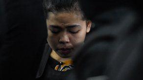 Una sospechosa del asesinato de Kim Jong-Nam se reunió con agente norcoreano